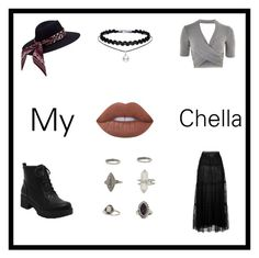 """""""MyChella Outfit 2"""" by parislove-jr on Polyvore featuring Topshop, Valentino, Miss Selfridge and Lime Crime"""
