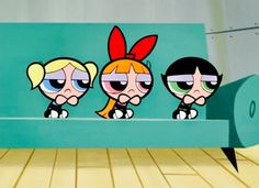 The Powerpuff Girls Cartoon Icons, Cartoon Memes, Cartoons, Bff, Super Nana, Powerpuff Girls Wallpaper, Ppg And Rrb, Cartoon Profile Pictures, Cute Cartoon Wallpapers