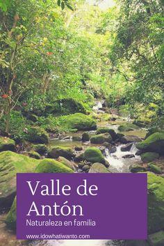 Una escapada perfecta de la Ciudad de Panamá. Visita con nosotros el Valle de Antón y descubre la maravillosa naturaleza que Panamá ofrece. Pasión por los viajes en Centro América