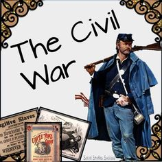 326 Best The Civil War Images Learning Resources Social Science