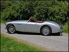 S67 1960 Austin-Healey 3000 BN7 Roadster Frame-Off Restoration
