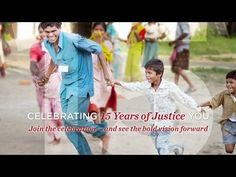 IJM Celebrates 15 Years of Justice. For anyone who doesn't know what IJM does here you go... :)