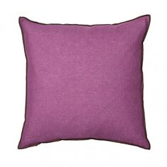 """Hideaway"" Pillow by Fine · www.labella-amara.com Cushion Pads, Cushion Covers, Pillow Covers, Garden Cushions, Outdoor Cushions, Striped Cushions, Scatter Cushions, Hazelwood Home, Fabric Shop"