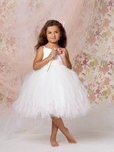 Sweet Beginnings Flower Girl Dress - Style #L296