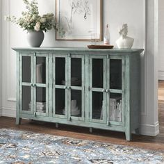Kelly Clarkson Home Eau Claire Wide Acacia Wood Sideboard Color: Surfside Countertop Materials, Wood Countertops, Kelly Clarkson, Sideboard Buffet, Credenza, Buffet Tables, Dining Room Sideboard, Dining Furniture, Dining Rooms