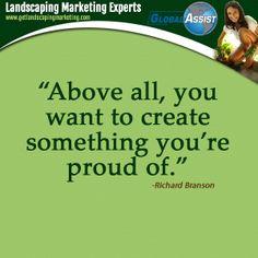 Custom Social Media Landscaping Marketing Plans | Quotations ...
