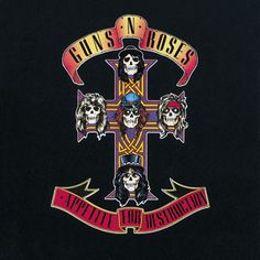"Appetite for Destruction, Guns n' Roses - The biggest-selling debut album of the Eighties.  While songs such as ""Welcome to the Jungle"" are all about urban pain, others, including ""Sweet Child o' Mine"" and ""Paradise City,"" have sweet, yearning lyrics that put the band's musical ferocity in even higher relief. ""A lot of rock bands are too fucking wimpy to have any sentiment or any emotion,"" Rose said, ""unless they're in pain."""