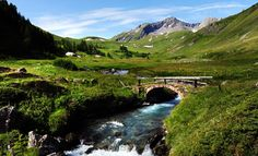 vivere la montagna a La Thuile in Valle d'Aosta