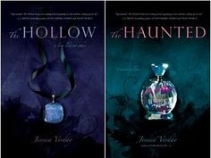 The Hollow Series by Jessica Verday