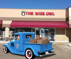 Looking for Wikki Stix in Little Canton, OH? Visit The Wise Owl at the address below! A new shipment of Wikki Stix was just delivered!  The Wise Owl, 4409 Whipple Ave. NW, Canton, OH  44718 PH: 330-493-0158 #wikkistix