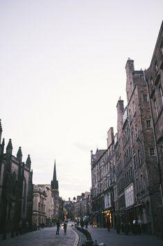 Edinburgh Street | photography by http://heatherjowett.com/