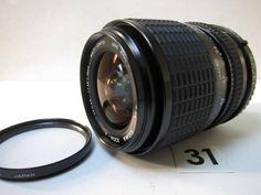 L138CC SIGMA 28-70mm F3.5-4.5 φ52 ZOOM-ε ジャンク_画像1