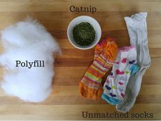 All you need to make homemade catnip toys