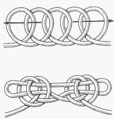 морские узлы - олимпийский