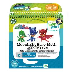 LeapStart® 3D Moonlight Hero Maths with PJ Masks