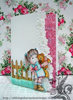 Tarjeteria Solidaria - ♥ - {Cardmaking for a cause}