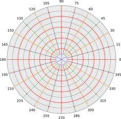 Mit einer selbst gemachten Schablone gelingt Dein Zendala perfekt, ohne jedesmal Winkel messen und Kreise zeichnen zu müssen. Mit der Druckvorlage und einer alten Dokumentenmappe kannst Du sofort loslegen!