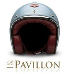 ruby helmet, ateliers ruby, classic fullface, vintage fullface, fullface helmets, retro helmet, custom helmet, motorcycle helmet, pavillon
