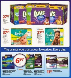 Mommy Katie: #Giveaway Stock up with P&G at Walmart + $25 Gift Card