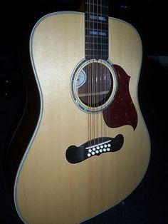 Gibson Songwriter 12 String Guitar