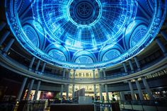 projection mapping installation on floor - Google Search