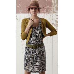Anthropologie Counting Angles Tribal Wrap Dress Anthropologie Counting Angles tribal print wrap dress. Brand is Plenty by Tracy Reese. Gently used. Belt also available for additional charge. Roomy fit, but looks great belted! Anthropologie Dresses