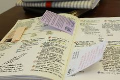 Scripture Journals. A great way and place to record what we are learning along the way. =-)