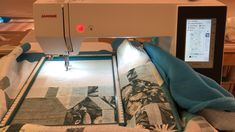 Exploring quilting with an embroidery machine. Janome Embroidery Machine, Embroidery Files, Machine Quilting, Embroidery Designs, Quilt Patterns, Sewing Patterns, Quilting Ideas, Applique, Quilts