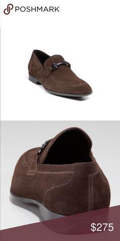 Salvatore Ferragamo Crown Loafers EX0Q4lX