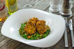 Lunchbox - self-service restaurant Feta, Risotto, Lunch Box, Restaurant, Chicken, Ethnic Recipes, Restaurants, Dining Room, Cubs