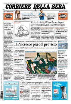 Corriere della Sera // 17/08/2017 //