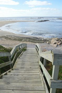 Playa de José Ignacio, departamento de Maldonado,Uruguay.