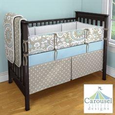 Custom Nursery Bedding Pinterest Carousel Designs Baby And
