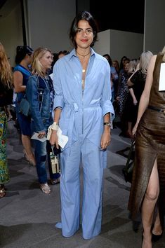 Celebrity Outfit Ideas Straight From New York Fashion Week - Leandra Medine New York Fashion Week - Leandra Medine, Celebrity Outfits, Celebrity Look, Celeb Style, Fashion Blogger Style, Fashion Tips, Fashion Trends, Fashion Ideas, Fashion Websites