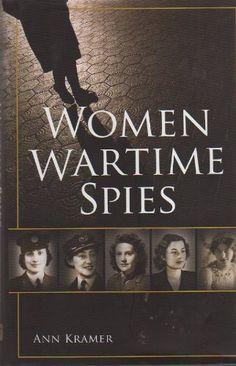 Memorial day read...women wartime spies by ann kramer http://www.amazon.com/dp/B00FP14IKC/ref=cm_sw_r_pi_dp_5UZsxb0YP2J8B