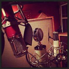 ES Audio Recording Studio in L.A. is Happy to Be Endorsed by Avantone Mics:)  #Rock On!:) www.esaudio.com 2013