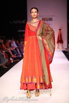 Shruti Sancheti designer ethnic wear