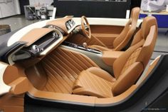Bentley EXP10 Speed6 concept design development and build process