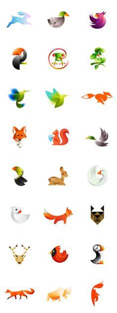 Animals logos