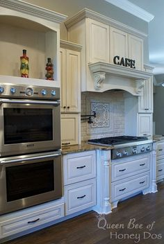 Bet You Can't Spot the Hidden Cabinet in This Kitchen  - HouseBeautiful.com