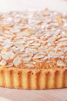 Pastry Recipes, Tart Recipes, Sweet Recipes, Baking Recipes, Dessert Recipes, Uk Recipes, Baking Ideas, Almond Tart Recipe, Almond Recipes