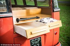First VW Type 2 Samba Microbus in the UK Could Be Yours for at Least