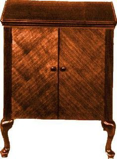 Singer 7 drawer treadle cabinet, fit model 66, 127, 15. 7th drawer ...
