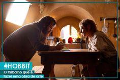Hobbit, o que faz uma obra de arte! | #ModoMeu #hobbit #thehobbit