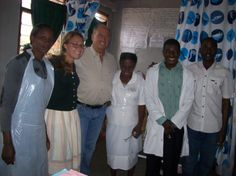 A group of Nandumbo Health Centre staff members #HealthCentre #HELPchildren #Malawi #Africa #Doctor #Nurse #Care #Staff
