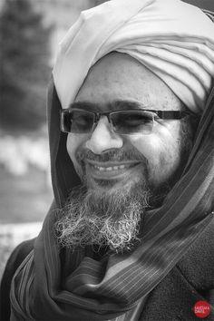 Habib Umar's turban.. Style of the Ba Alawi's