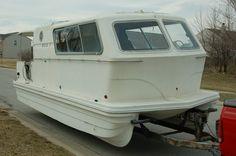 trailerable houseboats - Google Search