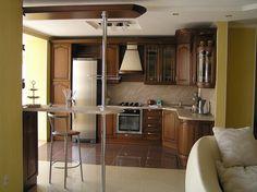 Кухня Классика Арочная — Фабрика мебели «Новые кухни»