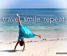 It's simple. Where will you be smiling this summer?