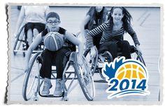 2014 WWWBC Schools Program Toronto wheelchair basketball camp
